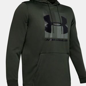 New man's Armour Fleece® Graphic size XL